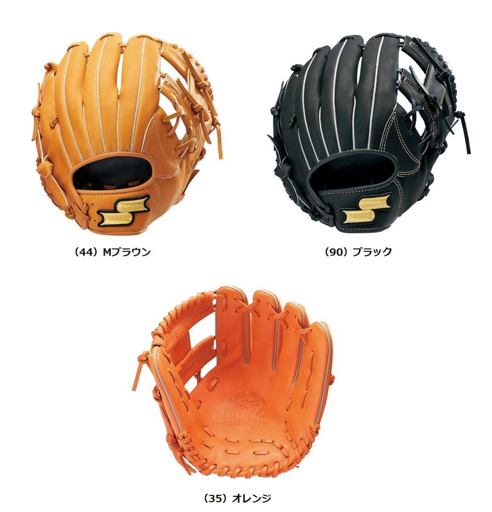 SSK(エスエスケイ) 野球 一般軟式グラブ スーパーソフト オールラウンド用 右投げ用 SSG840