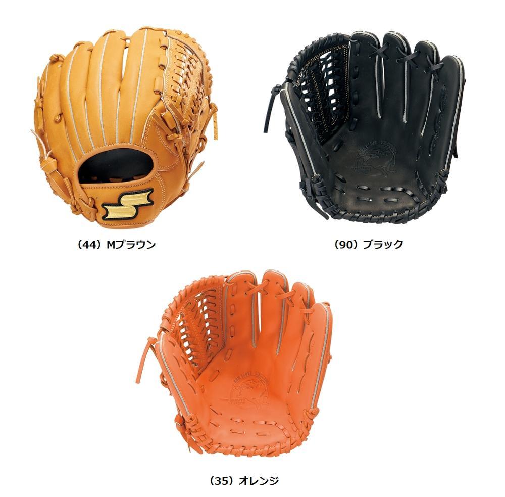 SSK(エスエスケイ) 野球 一般軟式グラブ スーパーソフト オールラウンド用 右投げ用 SSG860
