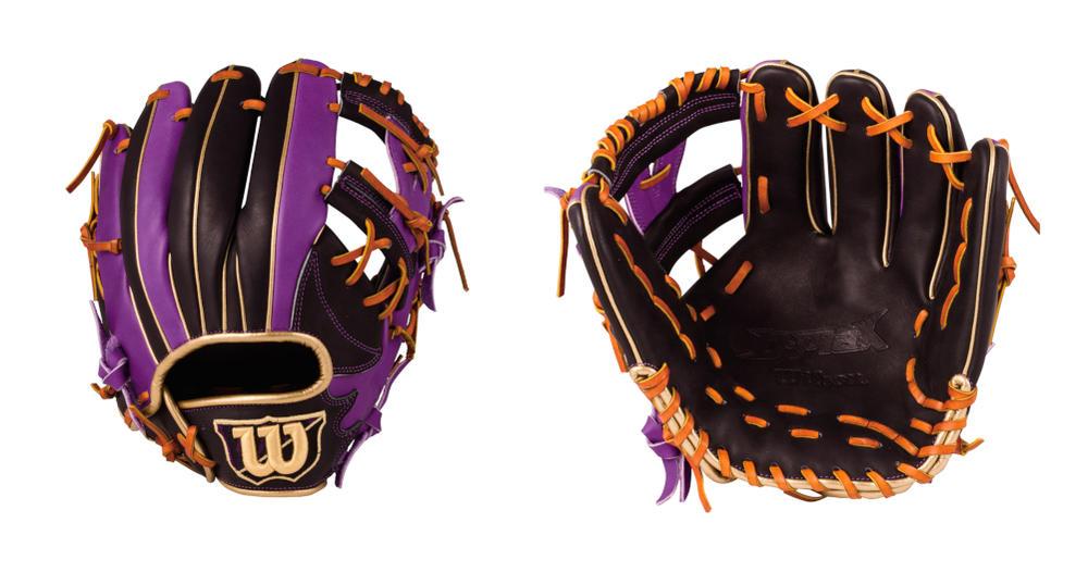 Wilson(ウイルソン) 一般軟式グラブ D-MAX color 内野手用 右投げ用 (9074) WTARDE69H