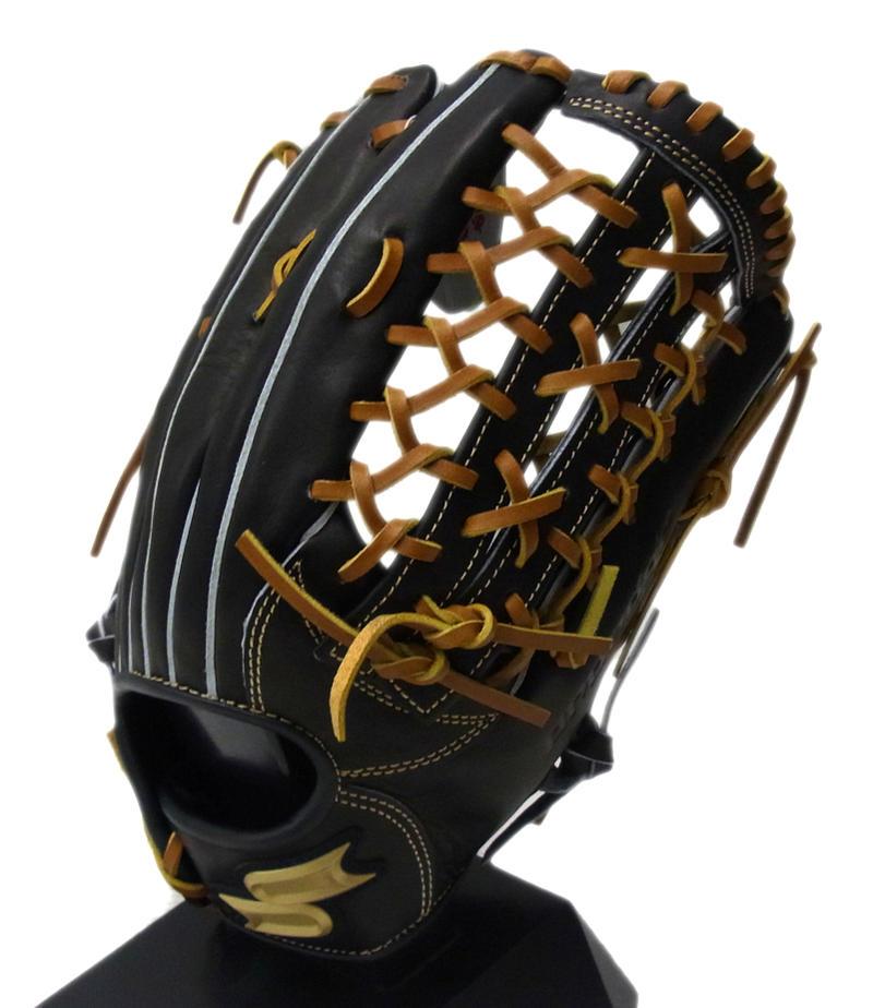SSK(エスエスケイ) 野球 一般軟式グラブ プロエッジ 外野手用 右投げ用 PEN57518F