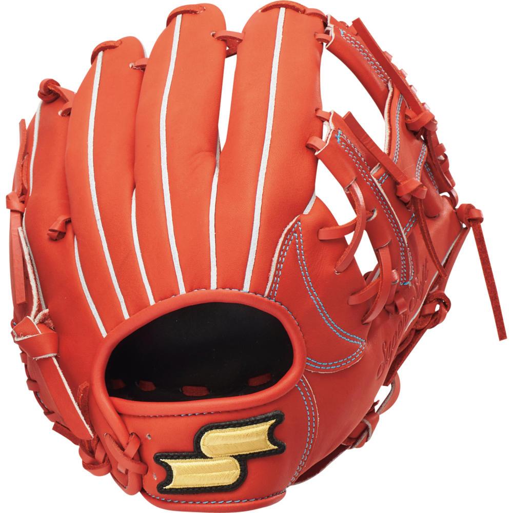 SSK(エスエスケイ) 野球 一般軟式グラブ スーパーソフト オールラウンド用 右投げ用 SSG950