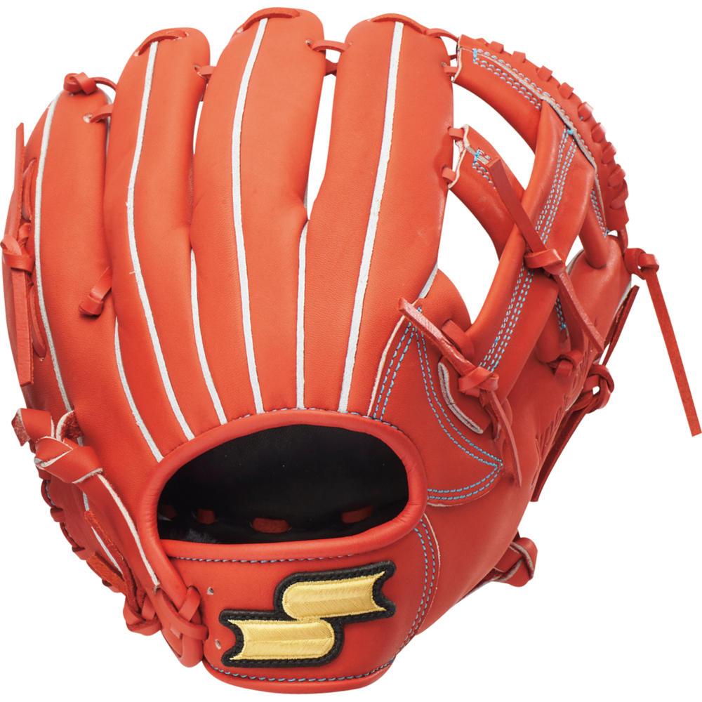 SSK(エスエスケイ) 野球 一般軟式グラブ スーパーソフト オールラウンド用 右投げ用 SSG960