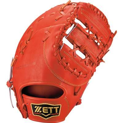 ZETT(ゼット) 一般軟式ファーストミット プロステイタス 一塁手用 右投げ用 (5800) BRFB30913