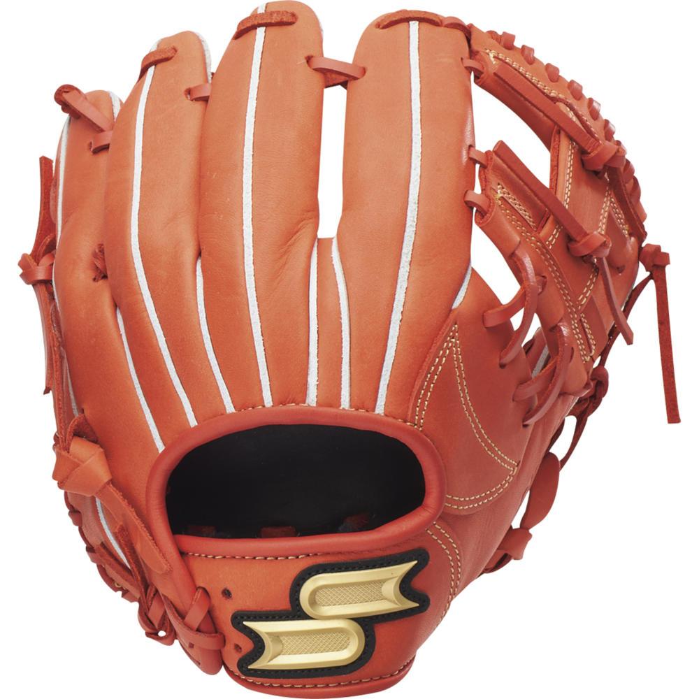 SSK(エスエスケイ) 一般軟式グラブ プロエッジ 内野手用 右投げ用 (33) PEN34019