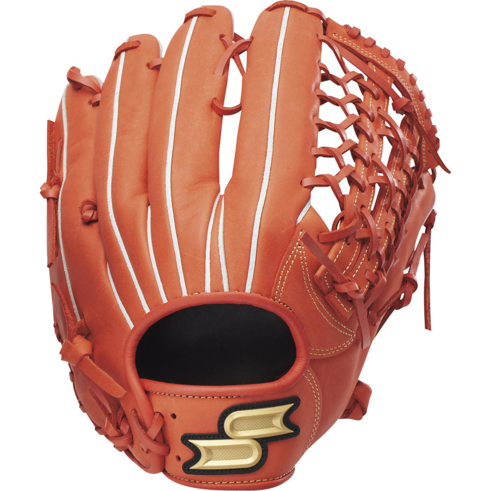 SSK(エスエスケイ) 一般軟式グラブ プロエッジ 外野手用 右投げ用 (33) PEN87419