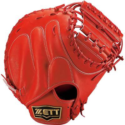ZETT(ゼット) 一般軟式キャッチャーミット ネオステイタス 捕手用 右投げ用 (6400) BRCB31732