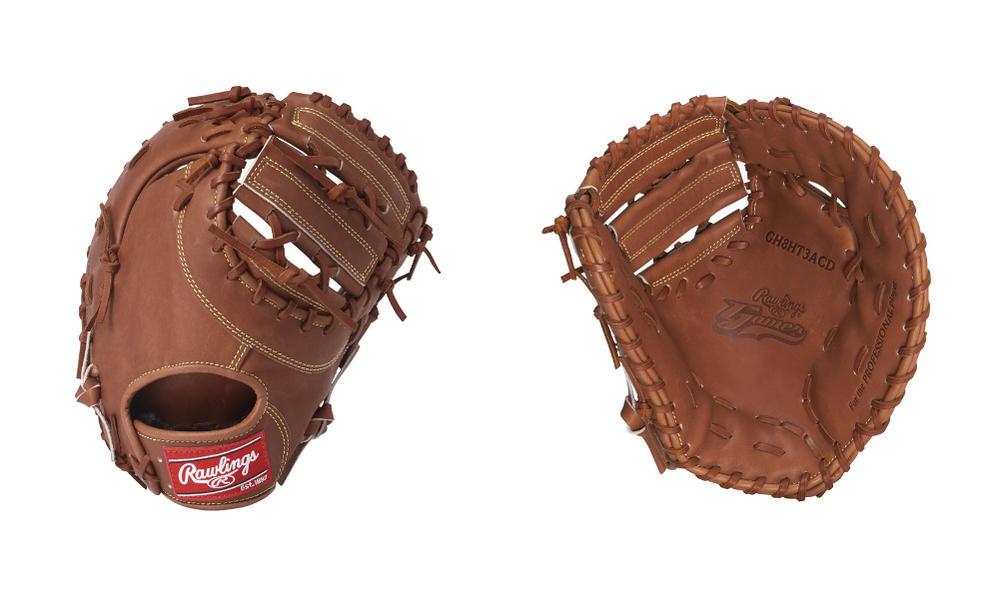 Rawlings(ローリングス) 一般硬式ファーストミット ローリングスゲーマー 一塁手用 右投げ用 ブラウン GH8G3ACD (硬式ミット)