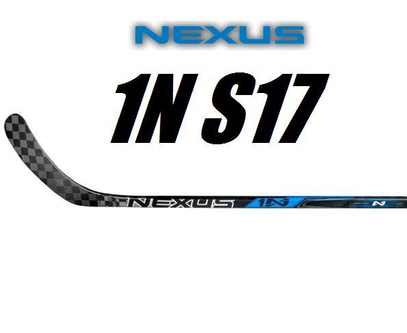BAUER(バウアー) S17 NEXUS 1N SR 77FLEX (ネクサス1N シニア) アイスホッケー カーボンスティック
