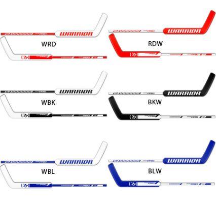 WARRIOR(ウォリアー) SWAGGER LTE LIMITED GK STICK シニア BISHOP 26インチ アイスホッケー ゴーリースティック 日本限定モデル