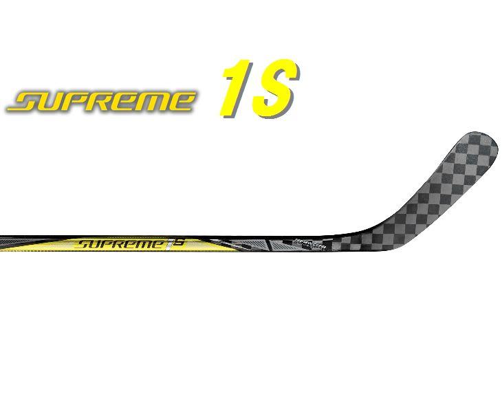 【特価セール】BAUER(バウアー) S17 SUPREME 1S SR 77FLEX (シュープリーム1S S17 シニア ) 77 アイスホッケー カーボンスティック