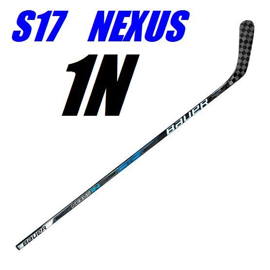 BAUER(バウアー) S17 NEXUS 1N INT 60FLEX (ネクサス1N インター) アイスホッケー カーボンスティック