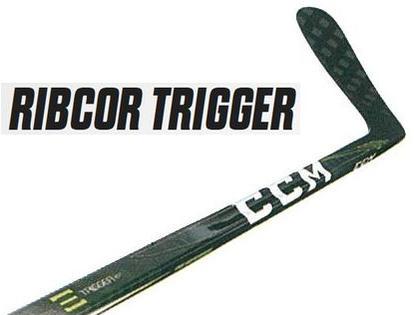 CCM(シーシーエム) RIBCOR TRIGGER SR 75FLEX (リブコア トリガー) アイスホッケースティック