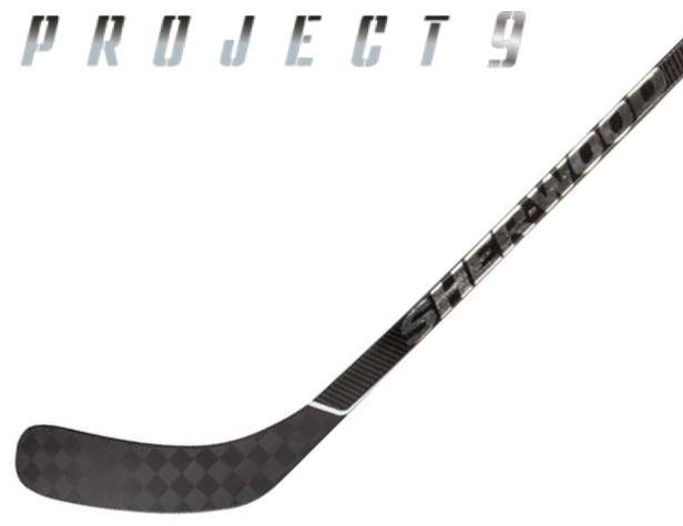 SHER-WOOD(シャーウッド) PROJECT9 SR (シャーウッド プロジェクト9 シニア)  【PP26】 アイスホッケー スティック