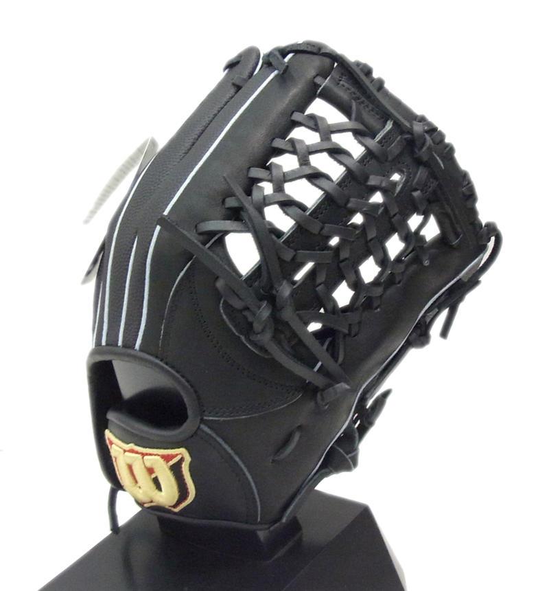 Wilson(ウイルソン) 少年軟式グラブ NEXT STAFF [オールラウンド用(大)] 右投げ用 WTAJNC85F [野球/軟式/グローブ]