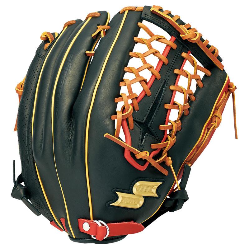 SSK(エスエスケイ) 野球 一般軟式グラブ プロエッジ 内野手用 右投げ用 (9020) PEN57617F