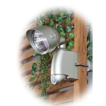 1灯式センサーソーラーライトLED SOE-0359防雨型