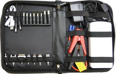 多機能モバイル電源セットリチュウムバッテリー44.4Whの高容量