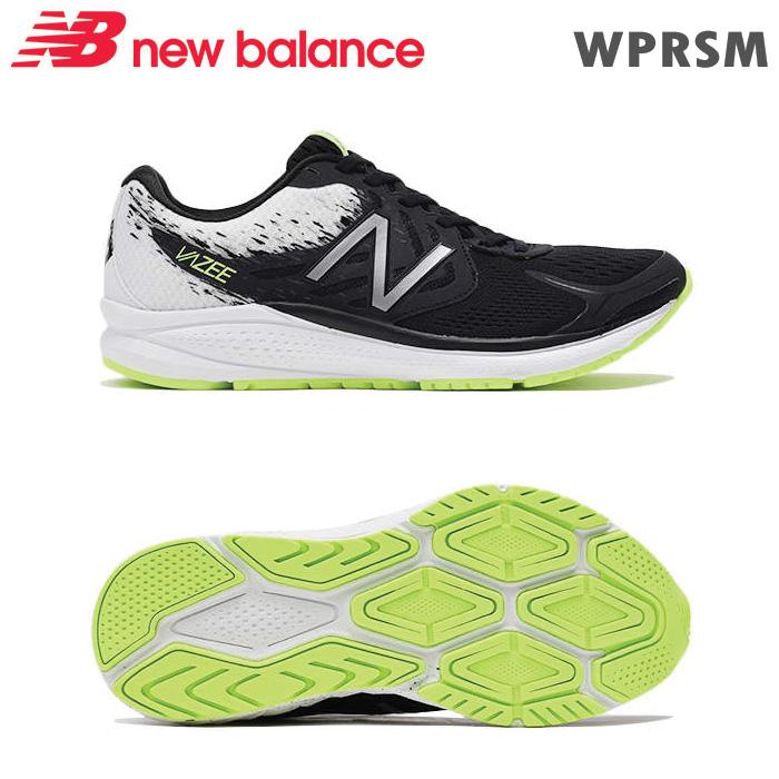 NB ニューバランス スニーカー WPRSM ブラック/ホワイト BW2 靴幅:B VAZEE PRISM W レディースジョギングランニングシューズ【ラッキーシール対応】