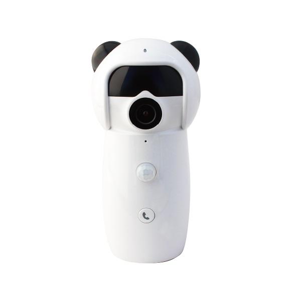 Wi-Fiカメラ (A) (代引不可)DAITOKU(ダイトク) ダイビーコール2K GS-DVY021 グランシールド