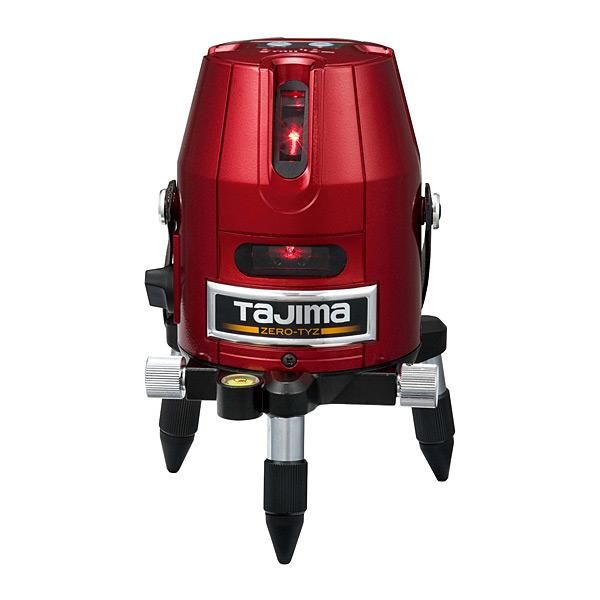 (送料無料(一部地域除く)・代引不可)TAJIMA(タジマ) レーザー墨出し器 ゼロTYZ ZERO-TYZ (L)