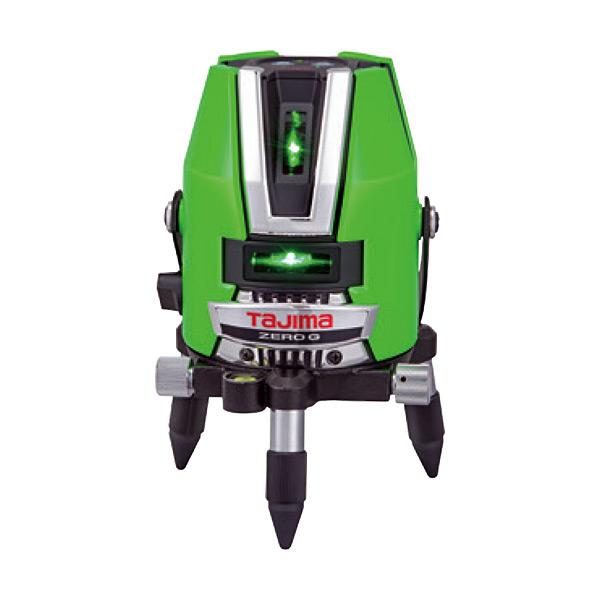 (送料無料(一部地域除く)・代引不可)TAJIMA(タジマ) レーザー墨出し器 グリーンレーザー ZERO G ゼロジーKJY 本体のみ ZEROG-KJY (L)