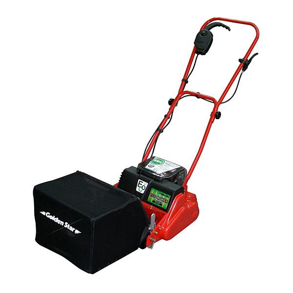 【送料無料(法人様のみ)・代引不可】キンボシ 充電式芝刈機 ECO MOWER(エコモアー) エコモ3000 ECO-3000【L】