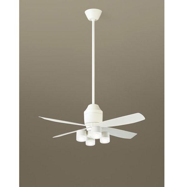(代引不可)パナソニック シーリングファン 直付吊下型 LED パイプ長さ900mm XS70125 (F)