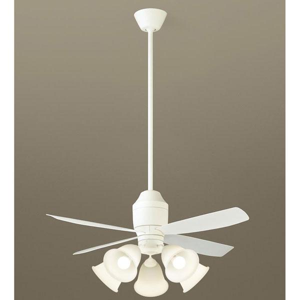 (代引不可)パナソニック シーリングファン 直付吊下型 LED パイプ長さ900mm XS70140 (E)