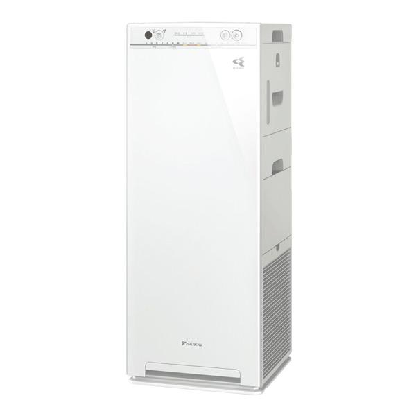 (代引不可)ダイキン ストリーマ加湿空気清浄機 ACK55V-W(~25畳) (D)