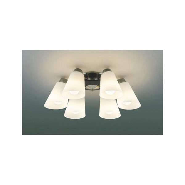 (代引不可)コイズミ照明 AA42062L シャンデリア LED(電球色) ~10畳 (A)
