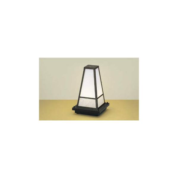 (代引不可)コイズミ照明 AU35659L 和風屋外用スタンド LED(電球色) (A)