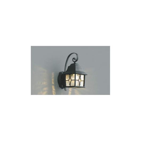(代引不可)コイズミ照明 AU42406L 屋外用ブラケット LED(電球色) (A)