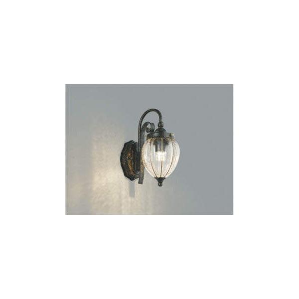 (代引不可)コイズミ照明 AU42431L 屋外用ブラケット LED(電球色) (A)