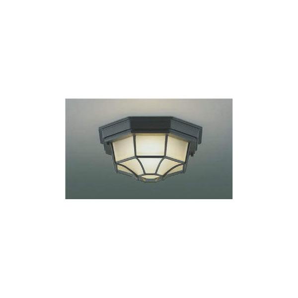 (代引不可)コイズミ照明 AU45050L 軒下用シーリングライト LED(電球色) (A)