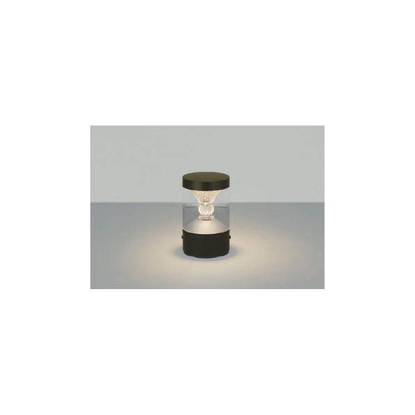 (代引不可)コイズミ照明 AU45502L 門柱灯 LED(電球色) (A)