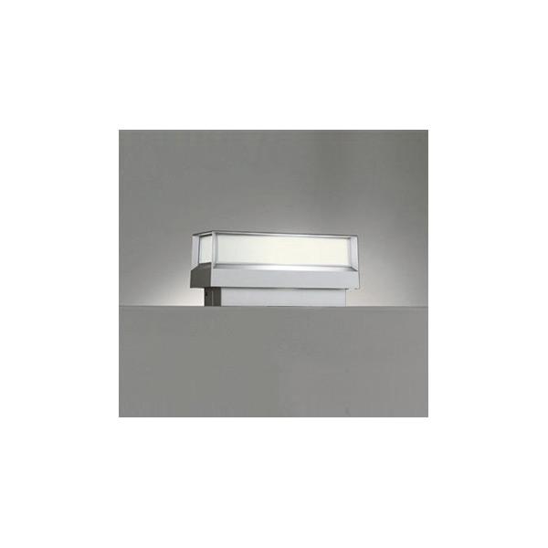 (代引不可)オーデリック OG042177LD 門柱灯 LED(電球色) センサー付 (A)