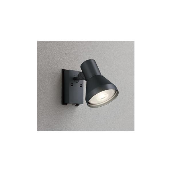 (代引不可)オーデリック OG044135 LED屋外用スポットライト センサー付 (A)