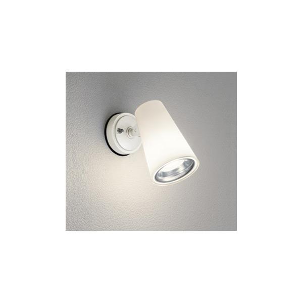 (代引不可)オーデリック OG254339LD 屋外用スポットライト LED(電球色) (A)