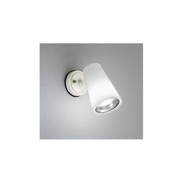 (代引不可)オーデリック OG254339ND LED屋外用スポットライト(昼白色) (A)