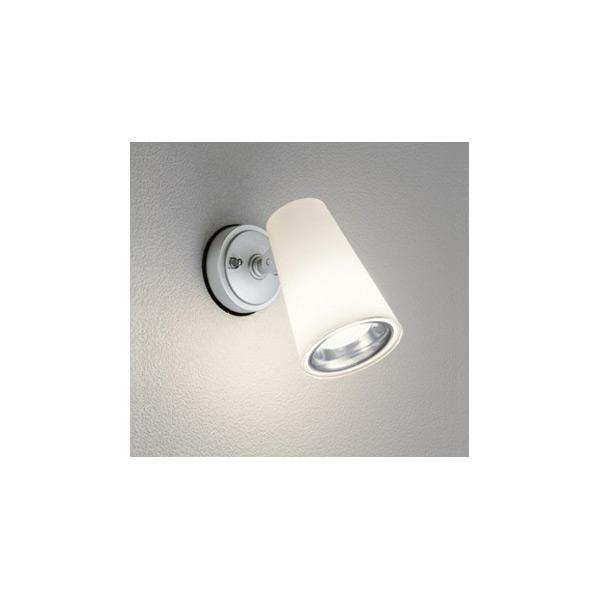 (代引不可)オーデリック OG254340LD 屋外用スポットライト LED(電球色) (A)
