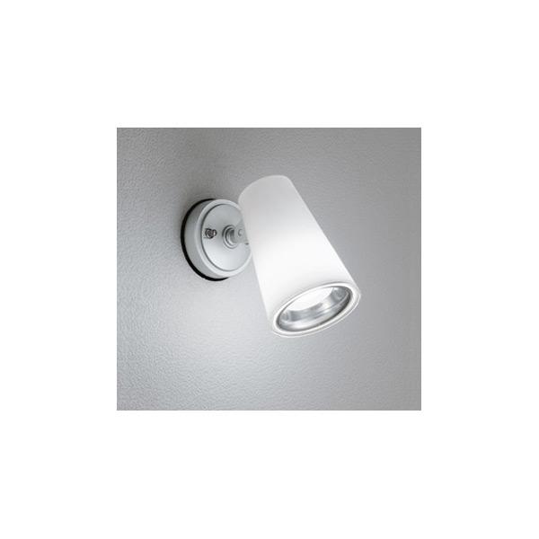 (代引不可)オーデリック OG254340ND 屋外用スポットライト LED(昼白色) (A)