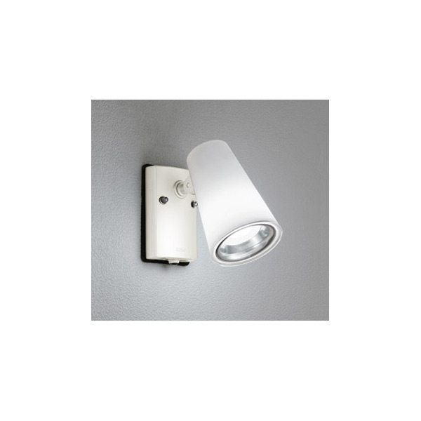 (代引不可)オーデリック OG254341ND LED屋外用スポットライト(昼白色) センサー付 (A)