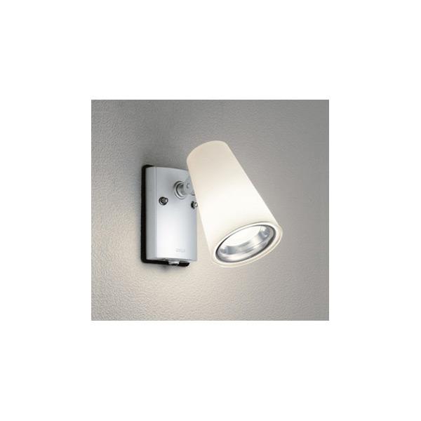 (代引不可)オーデリック OG254342LD LED屋外用スポットライト(電球色) センサー付 (A)