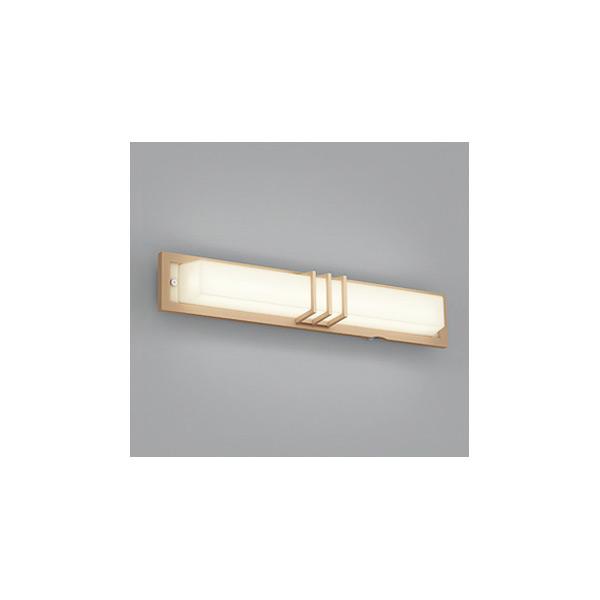 (代引不可)オーデリック OG254500 和風ポーチライト LED(電球色) センサー付 (A)