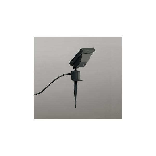 (代引不可)オーデリック OG254686 LED屋外用スポットライト(電球色) (A)