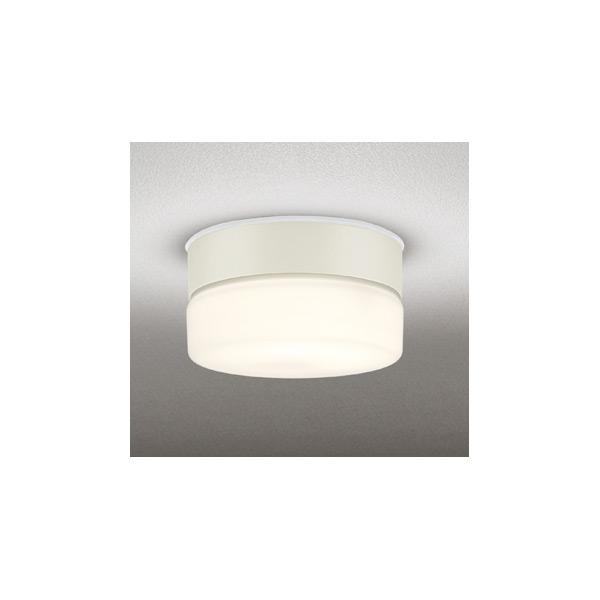 (代引不可)オーデリック OG254769LD LED軒下用シーリングライト(電球色) (A)