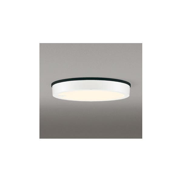 (代引不可)オーデリック OG254814 LED軒下用シーリングライト(電球色) センサー付 (A)