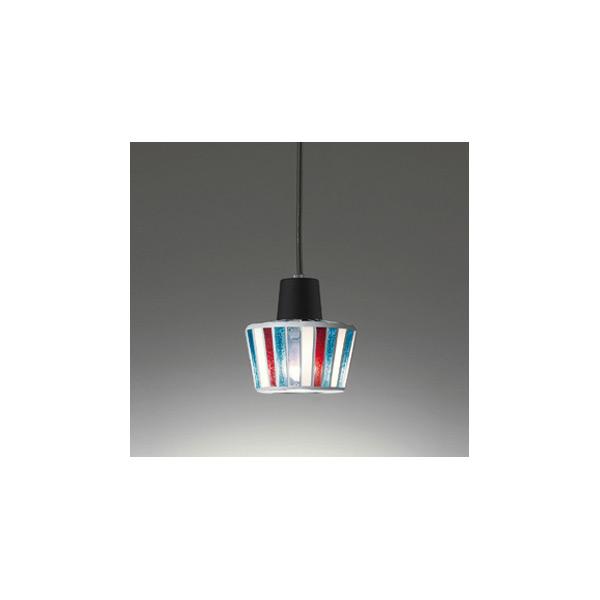 (代引不可)オーデリック OP034348LC LED小型ペンダントライト(電球色) (A)