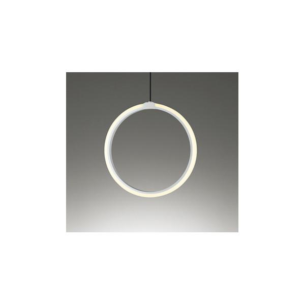 (代引不可)オーデリック OP252524 LEDレール用ペンダントライト(電球色) (E)