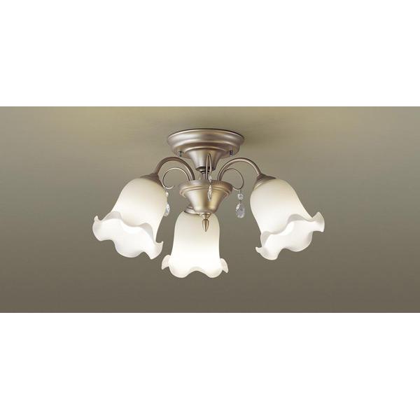 (代引不可)パナソニック LGB57342K 小型シャンデリア LED(電球色) (D)